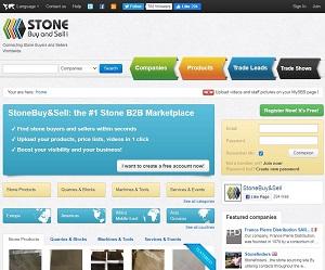 Stonebuyandsell.com - Stone Directory and B2B Portal