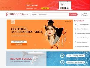 Fobgoods.com - International trade b2b platform for China manufacturers
