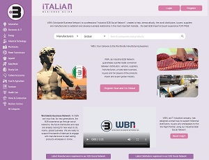 Italianbusinessguide.com - Italy Business B2B Social Network