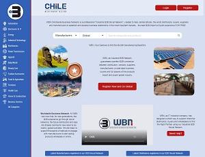 Chilebusinessguide.com - Chile Business B2B Social Network