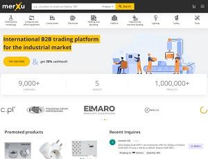 Merxu.com - International B2B trading platform for the industrial market