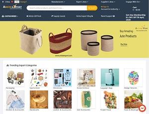 Aristaexport.com - Online B2B platform & marketplace