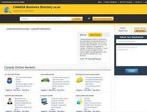 Canadabizonline.com - Canada Business Directory - B2B Marketplace