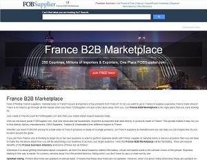 France.fobsupplier.com - France B2B Marketplace