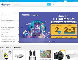 Mbizmarket.co.id - Indonesia B2B marketplace