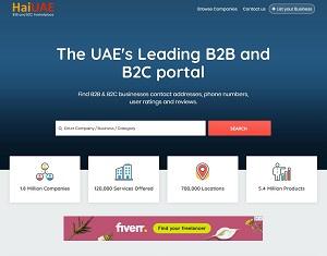 Haiuae.com - The UAE's Leading B2B and B2C Portal