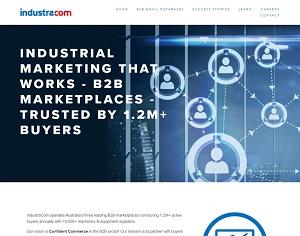 Industracom.com - Australia's three leading B2B marketplace