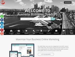 Australiayp.com - Australia Business Directory