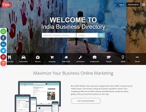 Yelu.in - India Business Directory