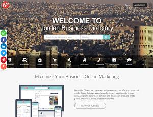 Jordanyp.com - Jordan Business Directory
