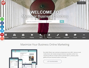 Myanmaryp.com - Myanmar Business Directory