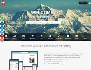 Nepalyp.com - Nepal Business Directory