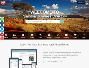 Namibiayp.com - Namibia Business Directory