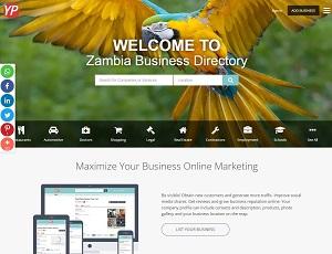 Zambiayp.com - Zambia Business Directory