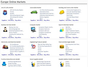 Eurobizonline.com - Europe B2B Trading Platform