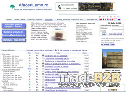 Afacerilemn.ro - Wood B2B Marketplace For Wood Manufacturers and Buyers