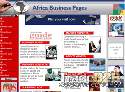 Africa-Business.com - Africa Business Portal and Yellow Pages