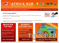 Africab2bnetwork.com - an online directory of Irish and African companies