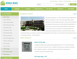 Asiabag.com - China Bag directory
