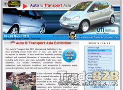 Autoasia.com.pk - Auto & Transport Asia Exhibition Auto Parts Trade,