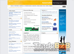 Automotive-technology.com - A Complete B2B Portal for the Automotive Industry