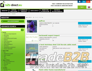 B2B-direct.eu - The practical B2B  marketplace