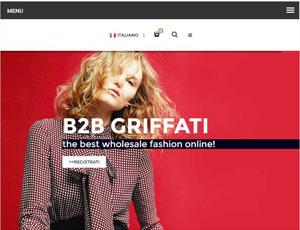 B2B.Griffati.it - International wholesale fashion companies in the world