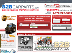 B2Bcarparts.com - Car Parts B2B Marketplace