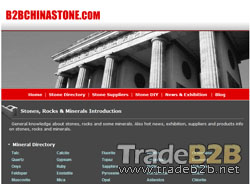 B2bchinastone.com - Stone B2B Marketplace, Stone Suppliers and Stone Products Directory