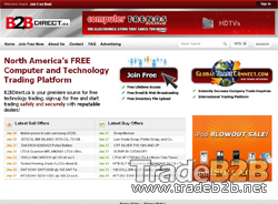 B2Bdirect.ca - B2B Marketplace Canada Trade Leads Manufacturers Directory