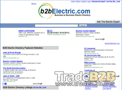 B2belectric.com - Electric Directory and Resources