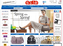 Bagsdirect.com - Luggage & Bags Products and Business Directory