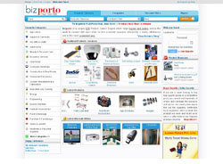 BizPorto.com - Unique Online B2B Portal and Products Search Engine