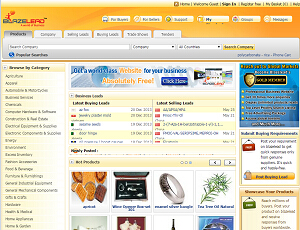 Blazelead.com - India B2B Directory for Manufactures and Suppliers