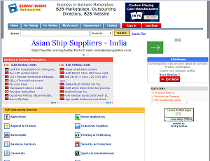 Bombayharbor.com - Directory and list of exporters and importers from Asia