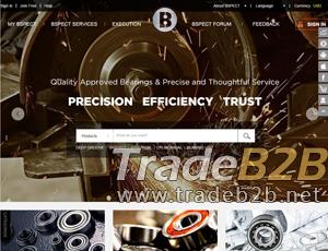 Bspect.com - Online B2B trade bearing platform