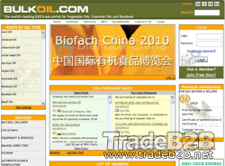 Bulkoil.com - B2B Trade Oil Portal