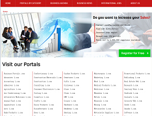 Businessportals.com - Global Business directory