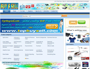 Buy8sell.com - Free online classified directory and B2B trading platform