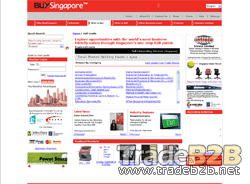 BuySingapore.com - Singapore Business Directory and B2B Trade Portal