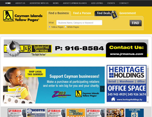 CaymanIslandsYP.com - Cayman Islands Yellow Pages and Business & Resident Local Search