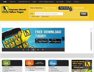 Caymanyp.com - Cayman Islands Yellow Pages