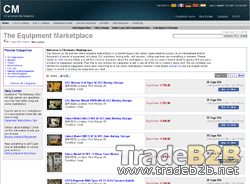 Charlestonequipmentmarket.com - Industrial Equipment Marketplace