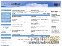 Chemical.tradeworlds.com - Chemical Products and Manufacturers Directory