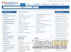 Chinanetsun.com - The Exporter Guide with China Suppliers and Manufacturers