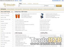 Chinaqualitycrafts.com - China crafts Products and Manufacturers directory