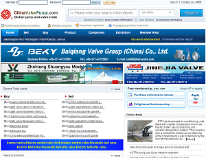 Chinavalvepump.com - China Valve and Pump suppliers
