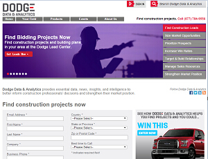 Construction.com -News, Project and Products Information