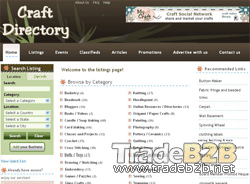 Craftdirectory.org - Arts & Craft Directory and Search Engine