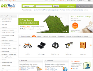 DIYTrade.com - China Manufacturers & Exporters